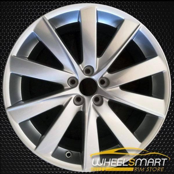 "19"" Volvo XC90 OEM wheel 2015-2019 Silver alloy stock rim 31414512"