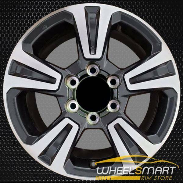 "17"" Toyota TACOMA Rims for sale Machined OEM Wheel 75193"