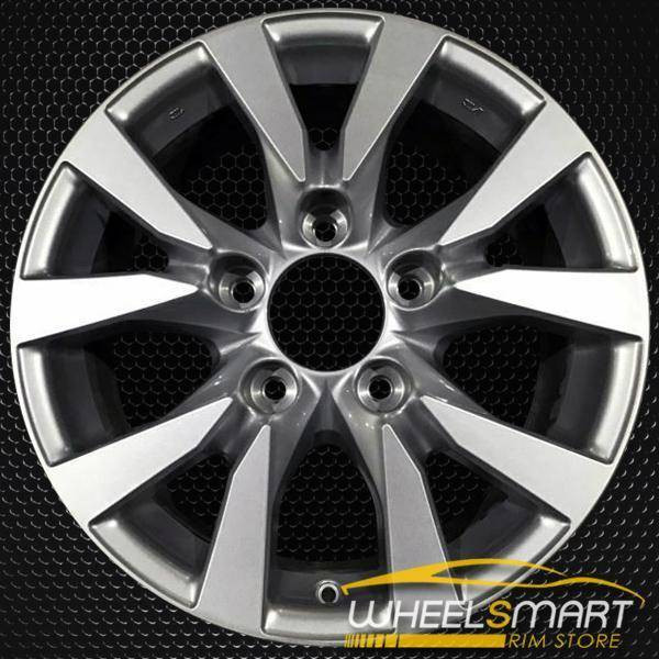 "18"" Toyota Land Cruiser OEM wheel 2016-2019 Machined alloy stock rim 4261160C20, 4261160C30"