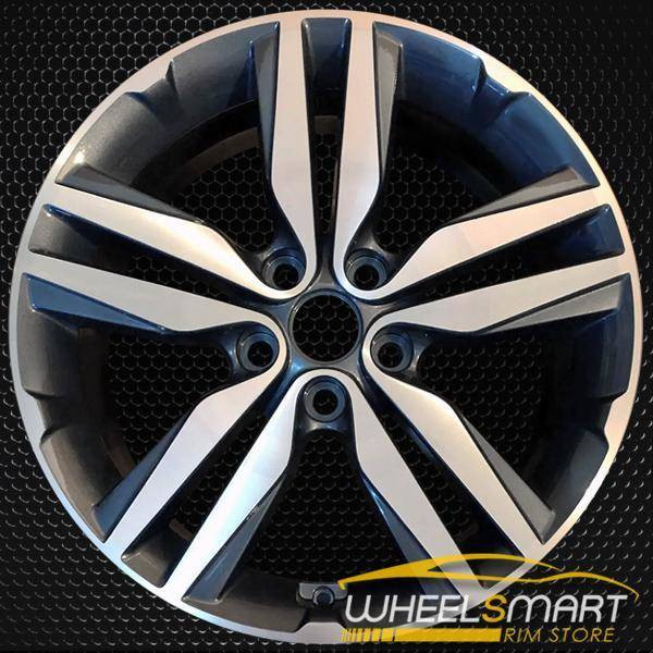 "18"" Kia Soul OEM wheel 2014-2019 Machined alloy stock rim 52910B2400"