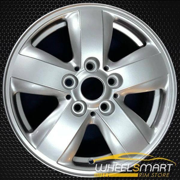 "15"" Mini Cooper Mini OEM wheel 2014-2019 Silver alloy stock rim 36116855101"