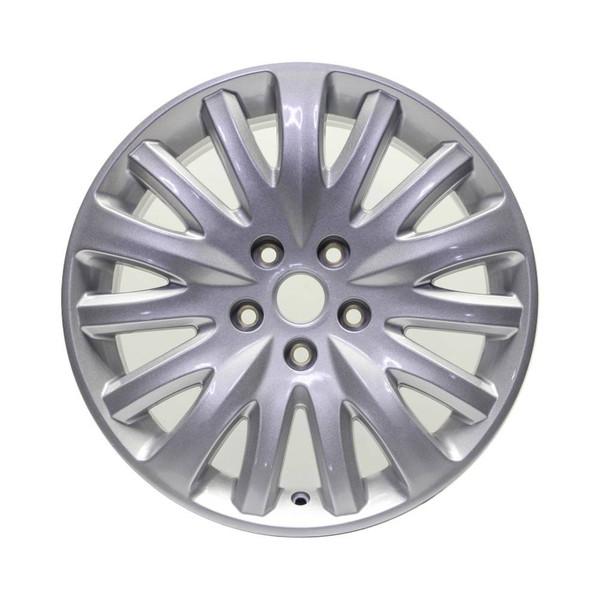 "17x7.5"" Ford Fusion replica wheels 2010-2012 rim ALY03799U20N"