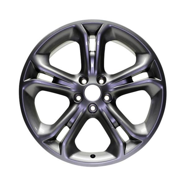 "20x8.5"" Ford Explorer replica wheels 2011-2015 rim ALY03860U77N"