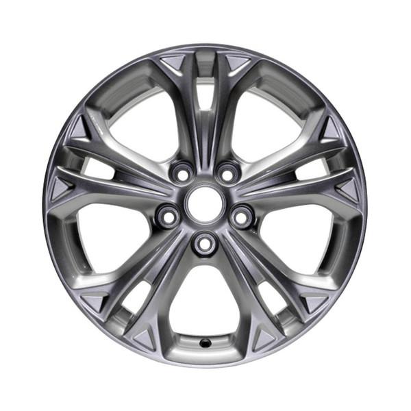 "17x7.5"" Ford Fusion replica wheels 2012 rim ALY03871U20N"