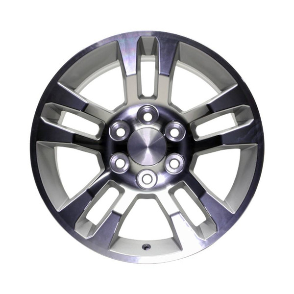 "18x8.5"" Chevy Silverado replica wheels 2014-2020 rim ALY05646U10N"