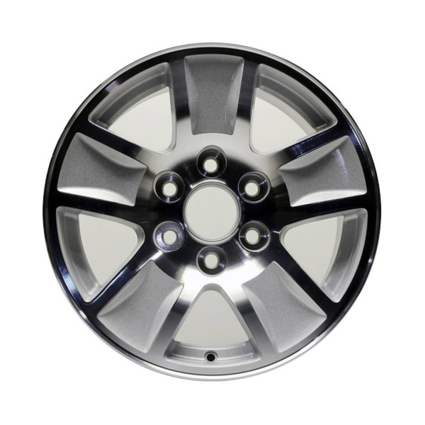 "17x8"" Chevy Silverado replica wheels 2014-2019 rim ALY05657U10N"