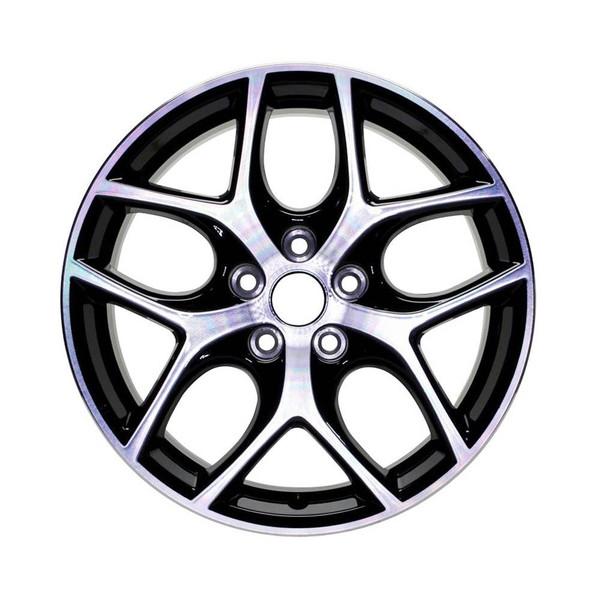 """17x7"""" Ford Focus replica wheels 2015-2018 rim ALY10012U45N"""