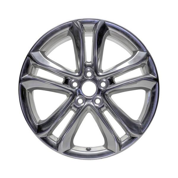 "18x8"" Ford Edge replica wheels 2015-2018 rim ALY10044U80N"