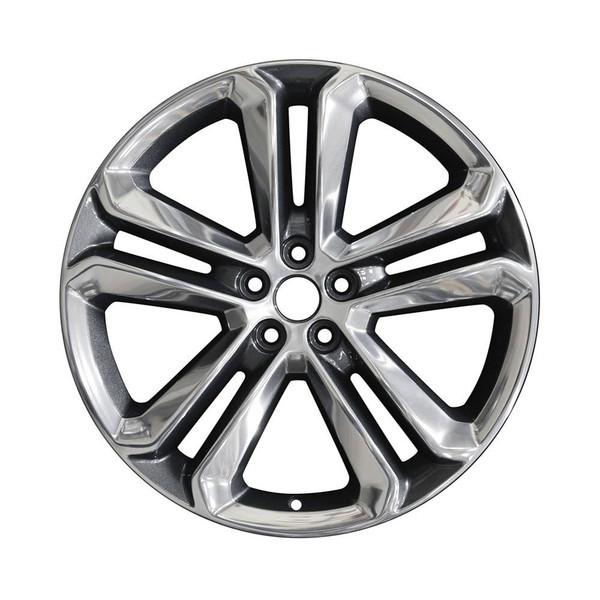 "20x8"" Ford Edge replica wheels 2015-2018 rim ALY10047U90N"