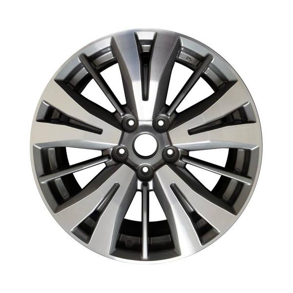 """18x7.5"""" Nissan Pathfinder replica wheels 2017-2020 rim ALY62742U35N"""