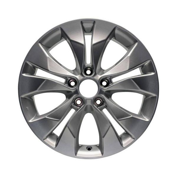 """17x6.5"""" Honda CRV replica wheels 2012-2014 rim ALY64040U20N"""