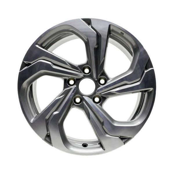 "17x7.5"" Honda Accord replica wheels 2018-2020 rim ALY64124U35N"