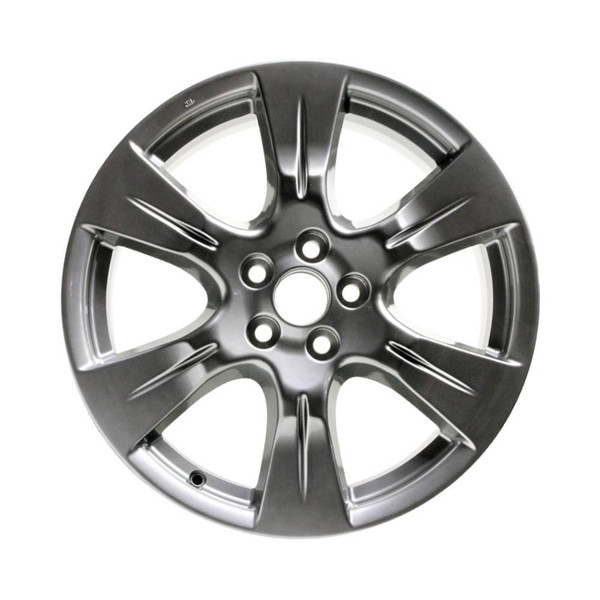 17 Toyota Sienna replica wheels 2010-2019 Hypersilver rim 69582
