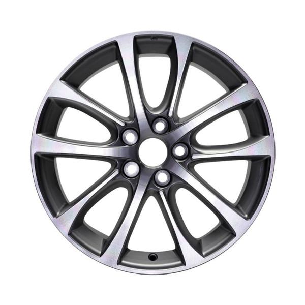 "18x7.5"" Toyota Avalon replica wheels 2013-2015 rim ALY69624U15N"