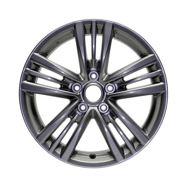 """17x7.5"""" Infiniti G25 replica wheels 2011-2012 rim ALY73724U20N"""