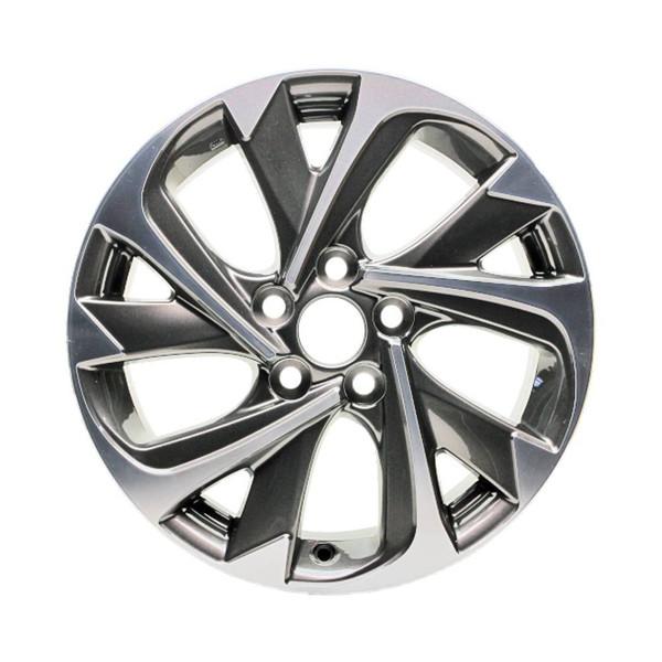 "17x7"" Toyota Corolla replica wheels 2017-2018 rim ALY75183U30N"