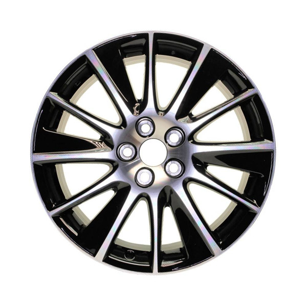 17 Toyota Highlander replica wheels 2016-2019 Machined rim 75215