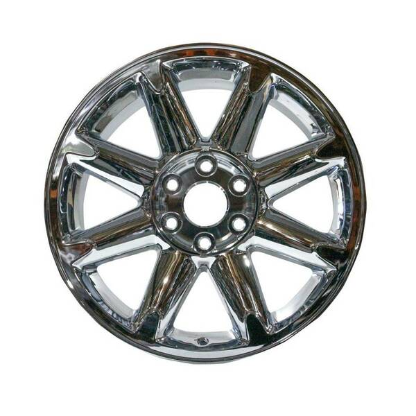 17 GMC Sierra 1500 replica wheels 2007-2013 Chrome rim 5304