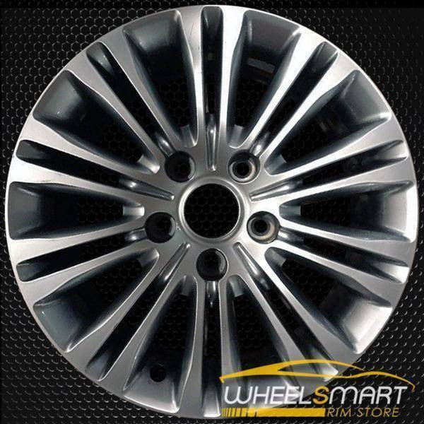 "17"" Chrysler Town and Country oem wheel 2011-2016 Hypersilver alloy stock rim 2402"