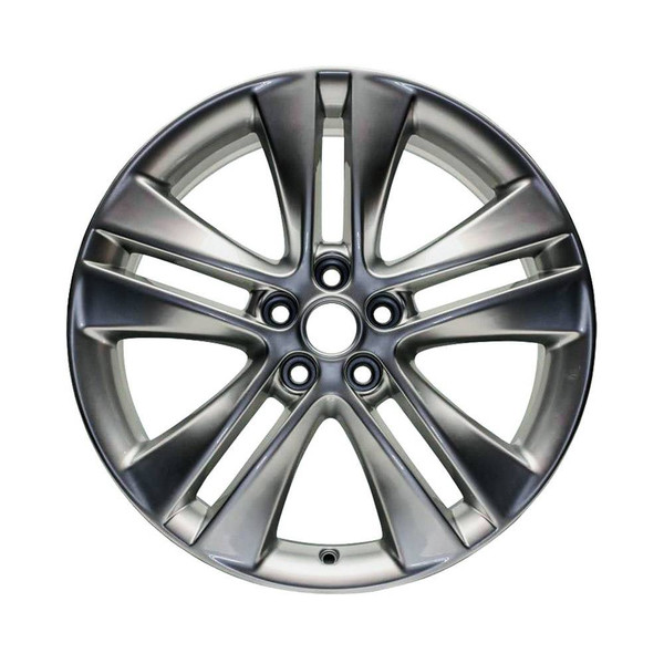 17 Chevy Cruze replica wheels 2011-2014 Hypersilver rim 5477