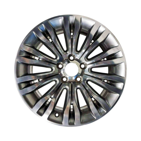 18 Chrysler 200 replica wheels 2011-2014 Polished rim 2433
