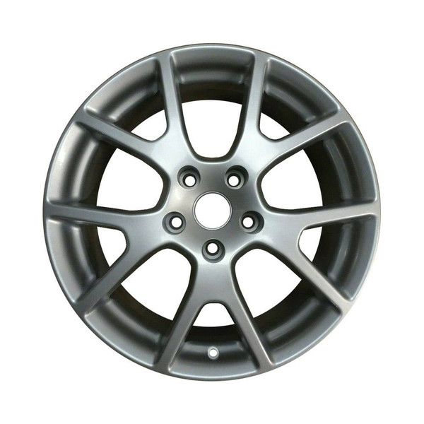 17 Dodge Journey replica wheels 2011-2018 Silver rim 2500