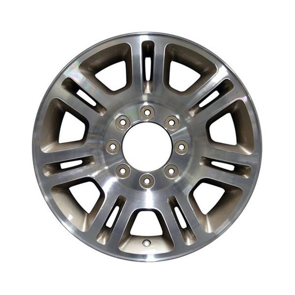 17 Ford F250 F350 replica wheels 2011-2016 Machined rim 3845