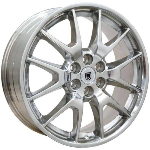 """20"""" Saab  9-4 replica wheel 2011 Polished rims 9489828"""