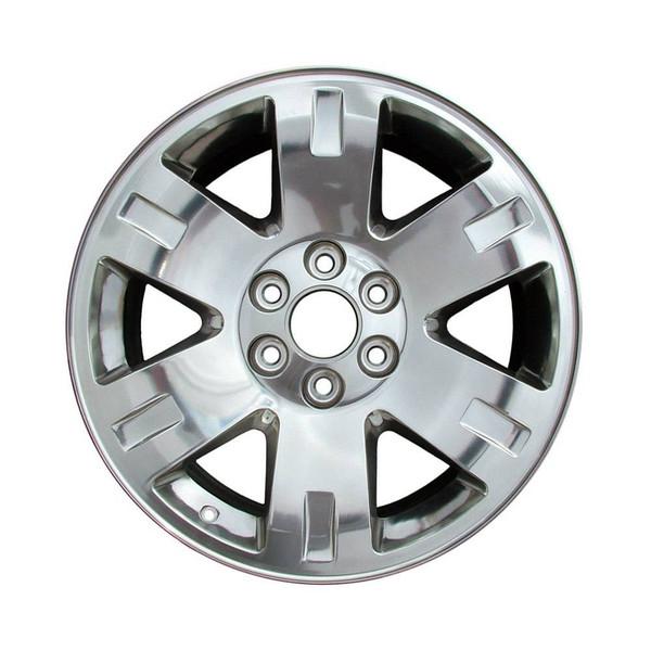 "20x8.5"" GMC Sierra 1500 replica wheels 2007-2013 rim ALY05307U80N"