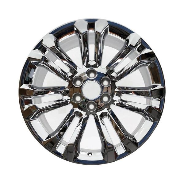 22 Cadillac Escalade replica wheels 2015-2020 Chrome rim 5666
