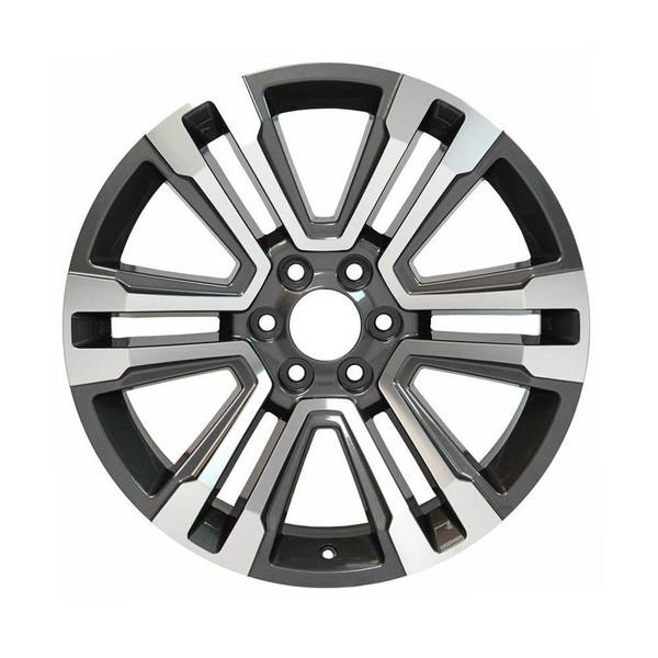17 GMC Yukon replica wheels 2017-2020 Machined rim 5822