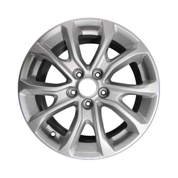 """17x7"""" Chevrolet Equinox replica wheels 2018-2020 rim ALY05829U20N"""