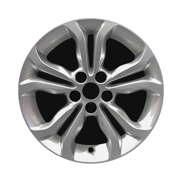 "16x7"" Chevy Malibu replica wheels 2018-2020 rim ALY05879U20N"