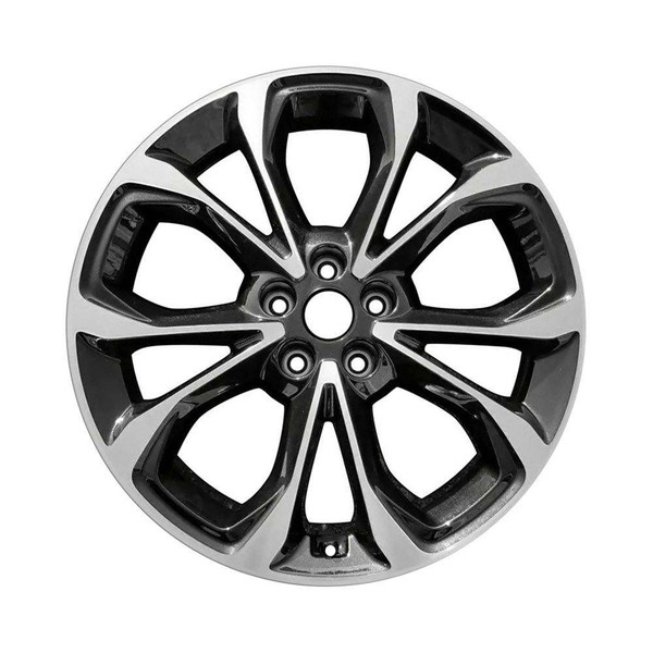 Chevy Cruze replica wheels 2019-2020 rim ALY05884U45N