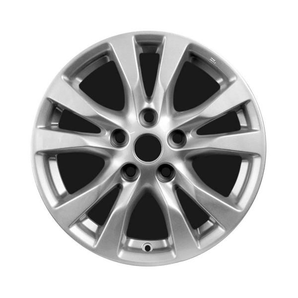 Nissan Altima replica wheels 2014-2018 rim ALY62718U20N