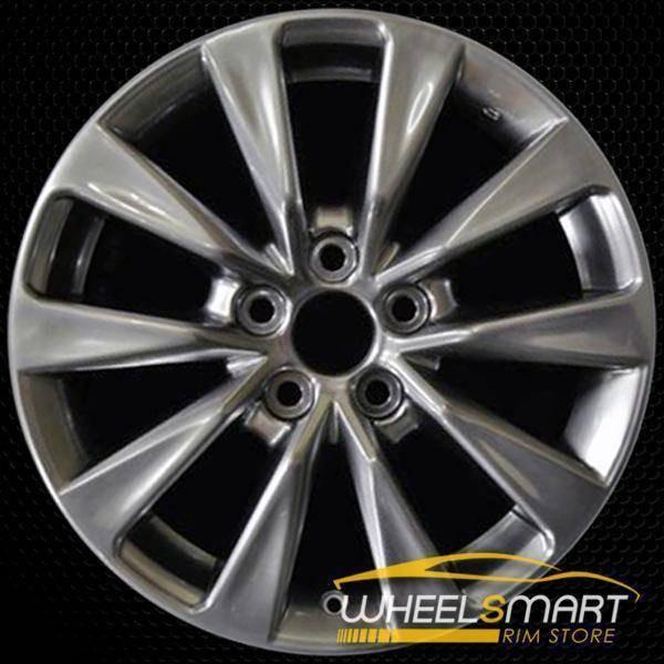 "17"" Toyota Camry oem wheel 2015-2017 Silver alloy stock rim 75170"