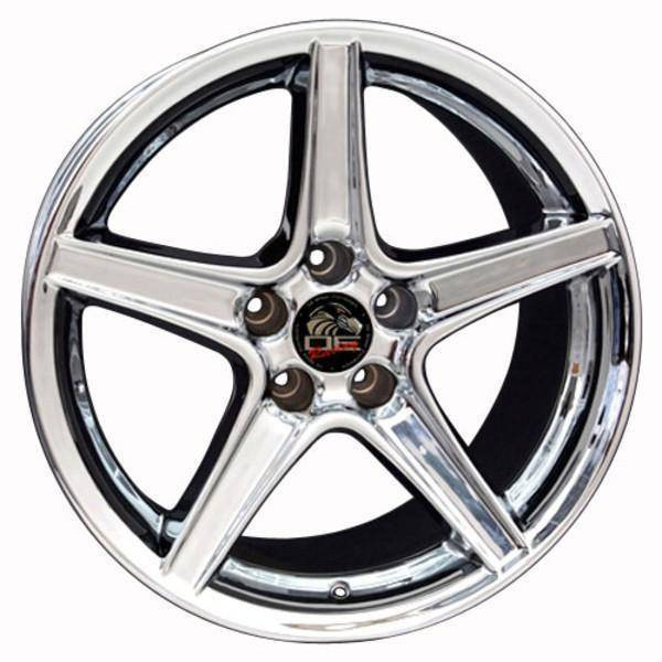 "18"" Ford Mustang replica wheel 1994-2004 Chrome rims 8181978"