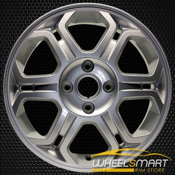 """16"""" Ford Focus OEM wheel 2008-2011 Silver alloy stock rim 8S4Z1007F, 8S431007AA, 8S431007A"""