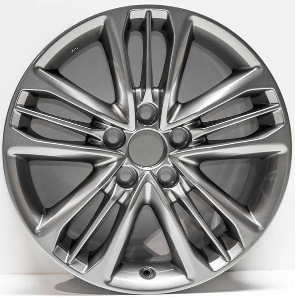"""17"""" Toyota Camry Replica wheel 2015-2017 replacement for rim 75171"""