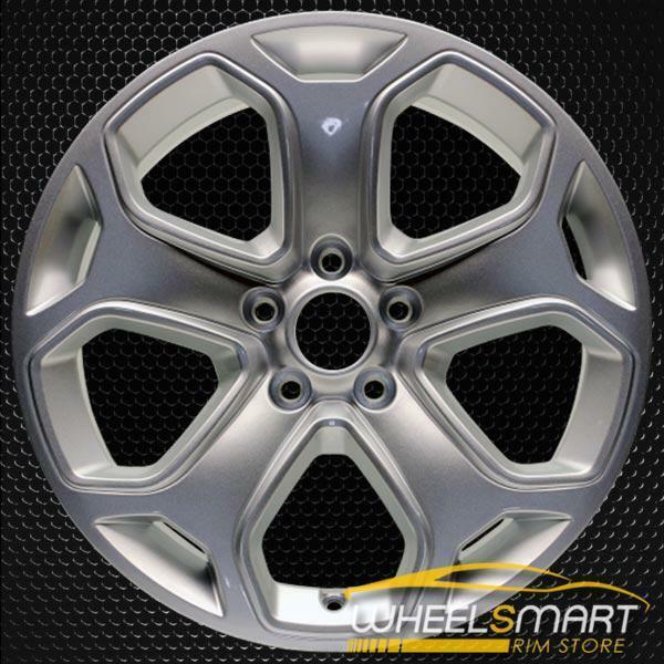 "18"" Ford Edge OEM wheel 2011-2014 Silver alloy stock rim BT431007BA, BT4Z1007B"