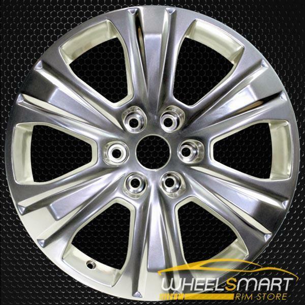 "20"" Ford Expedition OEM wheel 2015-2016 Polished alloy stock rim FL1Z1007C, FL141007LA, FL141007LB"