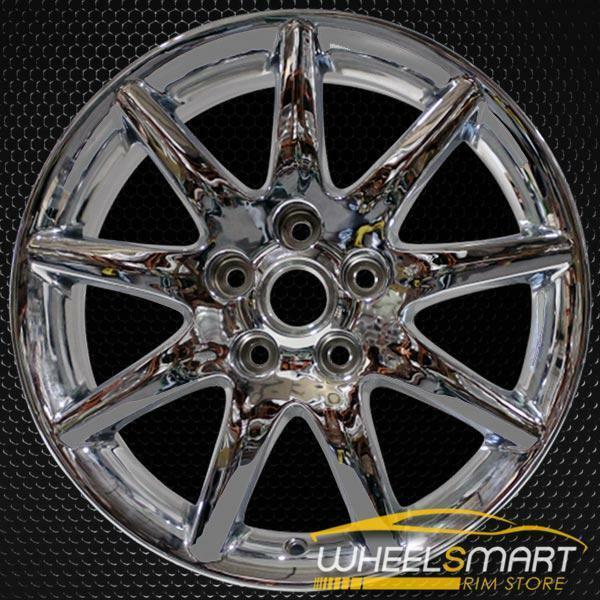"17"" Buick Lucerne OEM wheel 2006-2010 Chrome alloy stock rim 9595288"