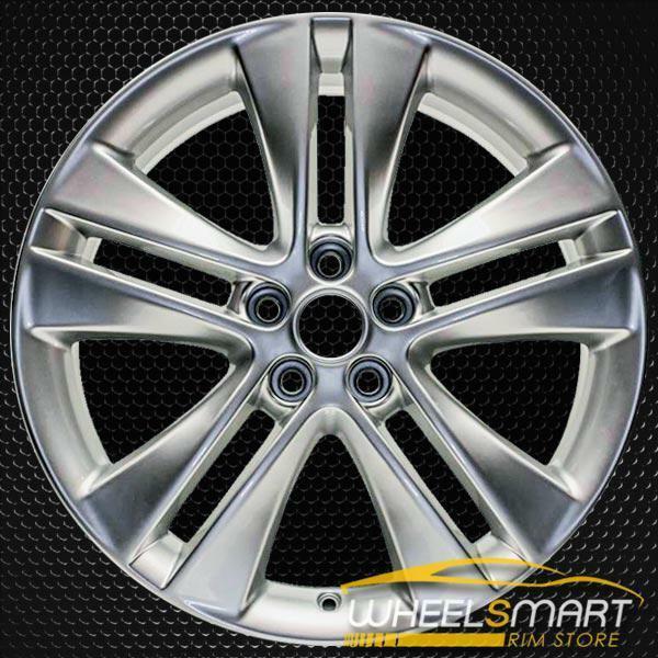 "18"" Chevy Cruze OEM wheel 2011-2014 Silver alloy stock rim 13254959"