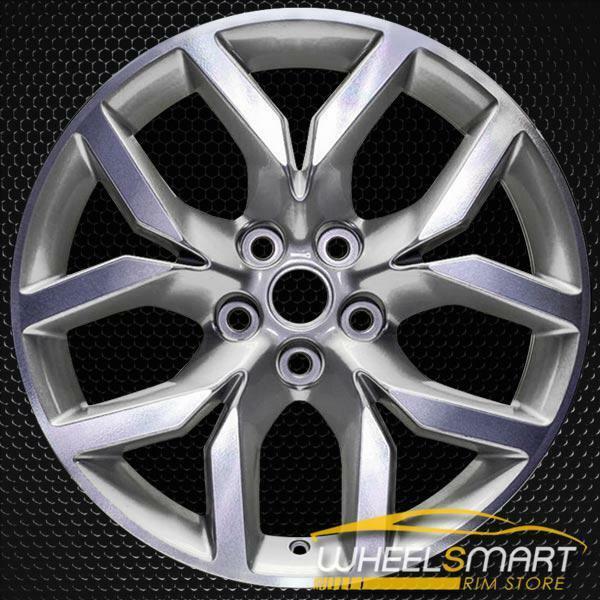"19"" Chevy Impala OEM wheel 2014-2020 Machined alloy stock rim 20963711"