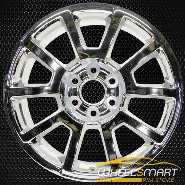 "20"" GMC Yukon OEM wheel 2015-2020 Chrome alloy stock rim 20937766, AAJN"