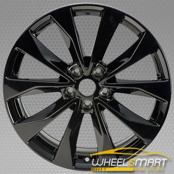 "19"" Nissan Maxima OEM wheel 2016-2018 Machined alloy stock rim 403004RA4E"