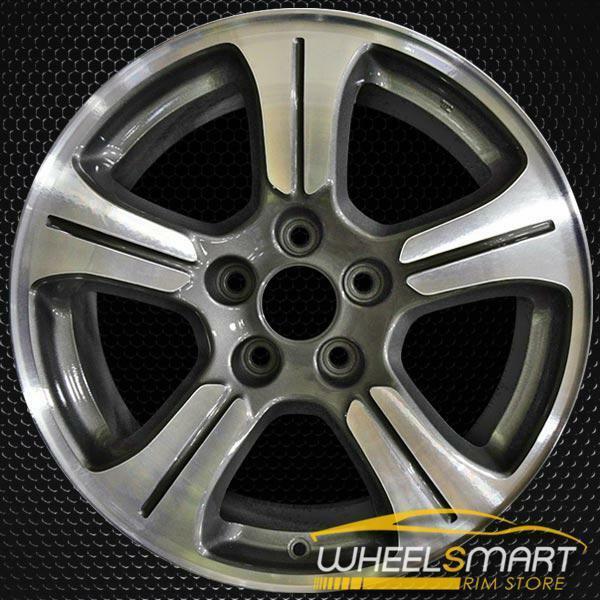 "18"" Honda Pilot OEM wheel 2012-2015 Machined alloy stock rim 42700TR2A91"