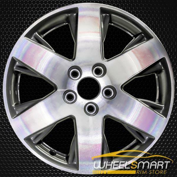 "18"" Honda Pilot OEM wheel 2012-2015 Machined alloy stock rim 42700SZAA71"