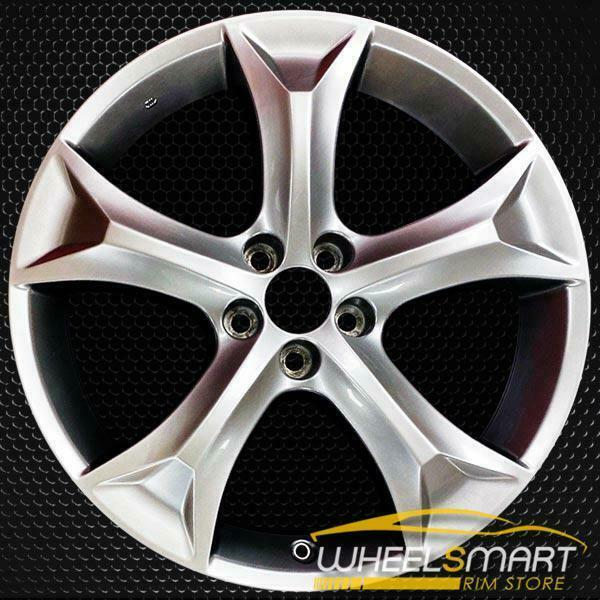 "20"" Toyota Venza OEM wheel 2009-2016 Hypersilver alloy stock rim 426110T010, 4261A0T020"