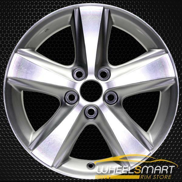 "17"" Toyota Camry OEM wheel 2010-2011 Machined alloy stock rim 4261106540"